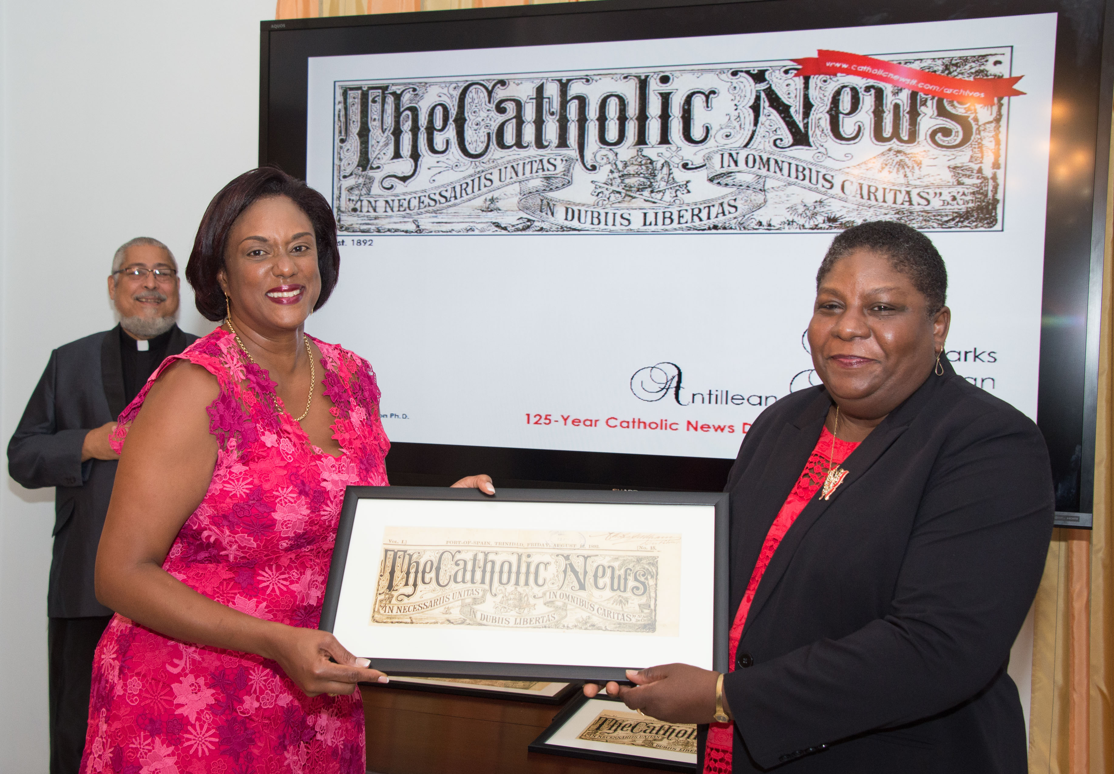Catholic News Digital Archive launched