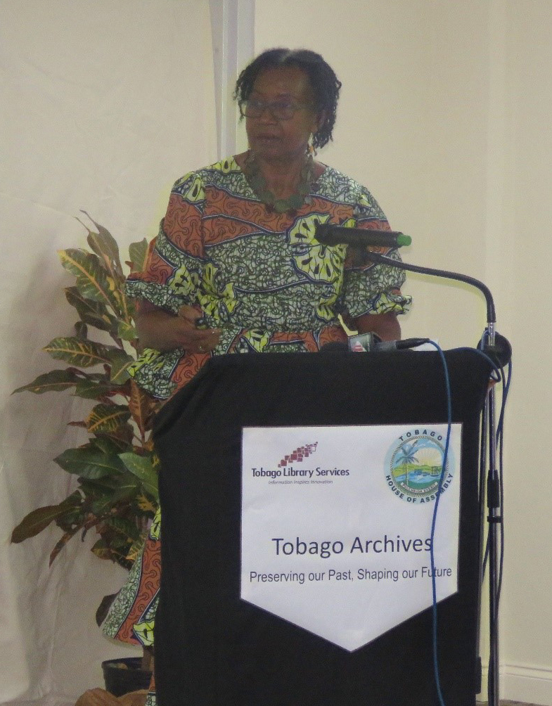 Tobago archives