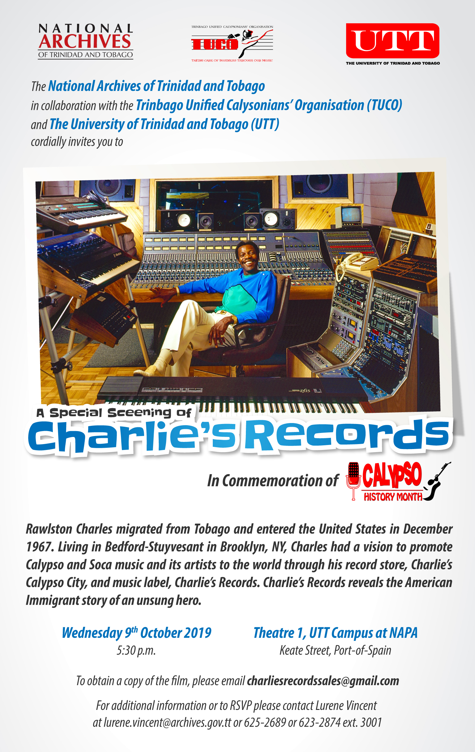 Charlies Records