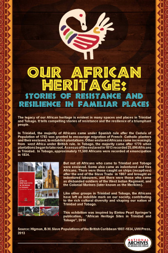Our African Heritage